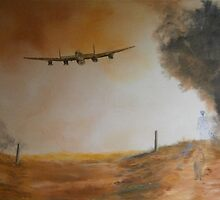 617sqd (Tribute to the Dambusters) by andy davis