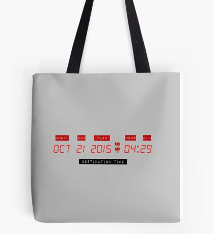 Where you're going Tote Bag