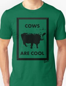 Cows Are Cool T-Shirt