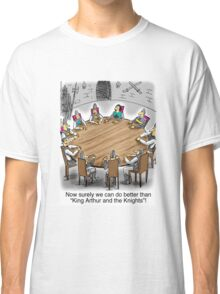 King Arthur and the Knights of the Round Table Classic T-Shirt