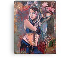 The Nouveau Gypsy Canvas Print