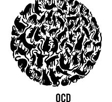 OCD - Obsessive Cat Disorder by stephenp4ul