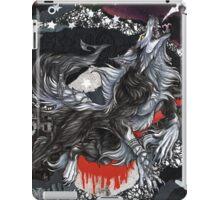 Wolvenblack iPad Case/Skin