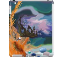 Thought Gold Fish iPad Case/Skin