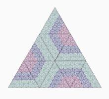 Zen triangles I Kids Clothes