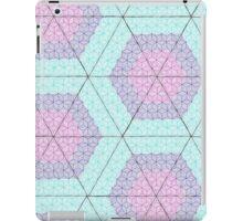 Zen triangles I iPad Case/Skin