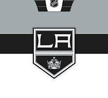 Los Angeles Kings 2015 Stadium Series Jersey by Russ Jericho