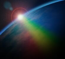 Earth Rainbow by Nerthus