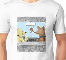 Doggie Air Freshener - doggone true Unisex T-Shirt