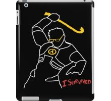 I Survived iPad Case/Skin
