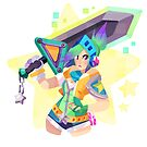 Arcade Riven by aninhat-t
