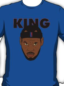 Lebron Color Mean Mug T-Shirt
