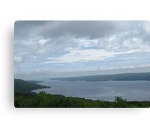 St. Andrew's Channel Canvas Print