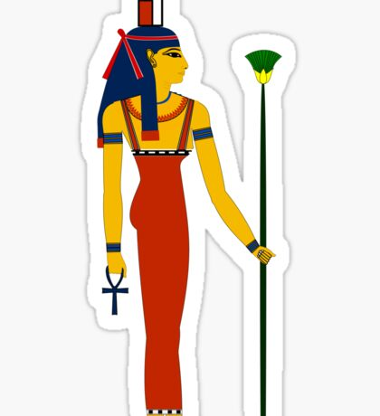 Nephtys | Egyptian Gods, Goddesses, and Deities Sticker