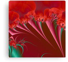 Dragons Teeth Canvas Print