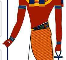 Ra or Re Version 1 | Egyptian Gods, Goddesses, and Deities Sticker