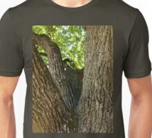The mighty and powerful oak branches Unisex T-Shirt