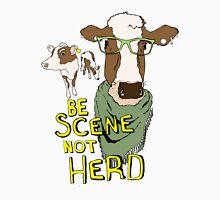be Scene not Herd T-Shirt