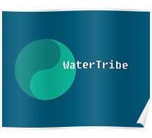 Avatar Brands- The Water Tribe Poster