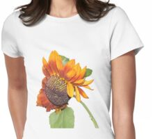 Fading Womens Fitted T-Shirt