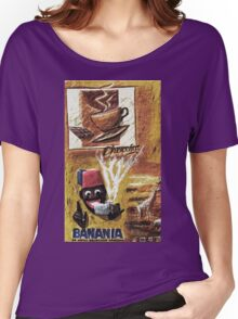 """Single ever seen """"Banania story"""" version 5 : My Creations Artistic Sculpture Relief fact Main 19  (c)(h) by Olao-Olavia / Okaio Créations Women's Relaxed Fit T-Shirt"""