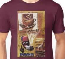"Single ever seen ""Banania story"" version 5 : My Creations Artistic Sculpture Relief fact Main 19  (c)(h) by Olao-Olavia / Okaio Créations Unisex T-Shirt"