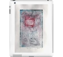 Bigger Shapes 2 2/2 iPad Case/Skin