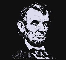 ABRAHAM LINCOLN-3 Women's Fitted Scoop T-Shirt