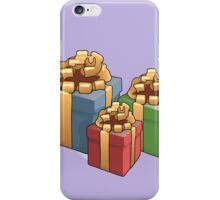 Presents for All. iPhone Case/Skin