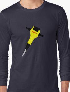 The Jackhammer Long Sleeve T-Shirt