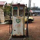 Country Town Petrol Station by MoreThanRed