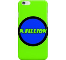 N.Fillion iPhone Case/Skin