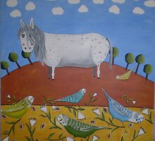 A shared field by Lizzy Newcomb