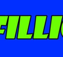 N.Fillion Sticker
