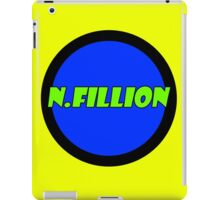 N.Fillion iPad Case/Skin