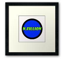 N.Fillion Framed Print