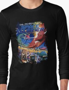 Space Harrier Long Sleeve T-Shirt
