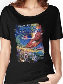 Space Harrier Women's Relaxed Fit T-Shirt