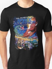 Space Harrier Unisex T-Shirt