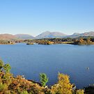 Loch Awe, Argyll And Bute, Scotland by Jim Wilson