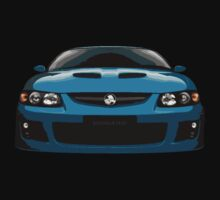 Blue Monaro by alastairc