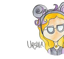Ursula by sammybaxterart