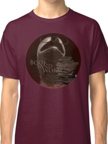 Book Sand Worm Classic T-Shirt