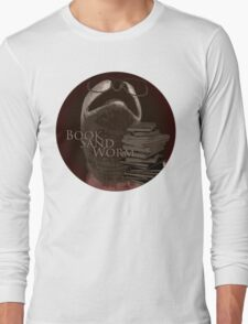 Book Sand Worm T-Shirt
