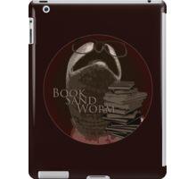 Book Sand Worm iPad Case/Skin