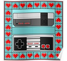 Video Game Lover : NES Poster