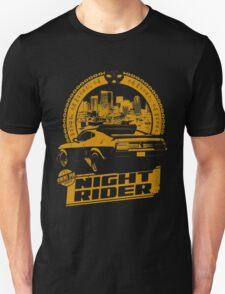 Night Rider (black) T-Shirt