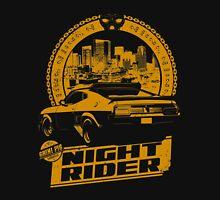Night Rider (black) Unisex T-Shirt