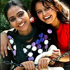 Friendship isn't a big thing ; it's a million little things... !!   by Amrit Ammu