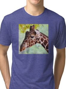 Tall and Derpy Tri-blend T-Shirt